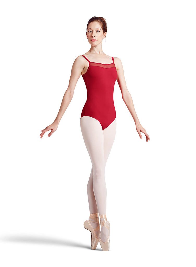 Regal Leotard (LPR) (Red) - Dancer's Wardrobe