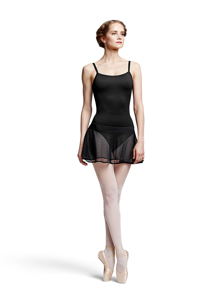 Adult Power Mesh Back Leotard L8820 Bloch (Black)