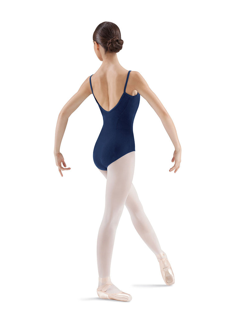 Adult Pinch Seamed Camisole Leotard - Dancer's Wardrobe