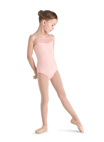 Carnation Leotard (Child) (Pink) - Dancer's Wardrobe