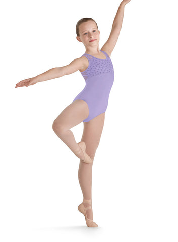 Daffodil Leotard (Child) (Lilac) - Dancer's Wardrobe