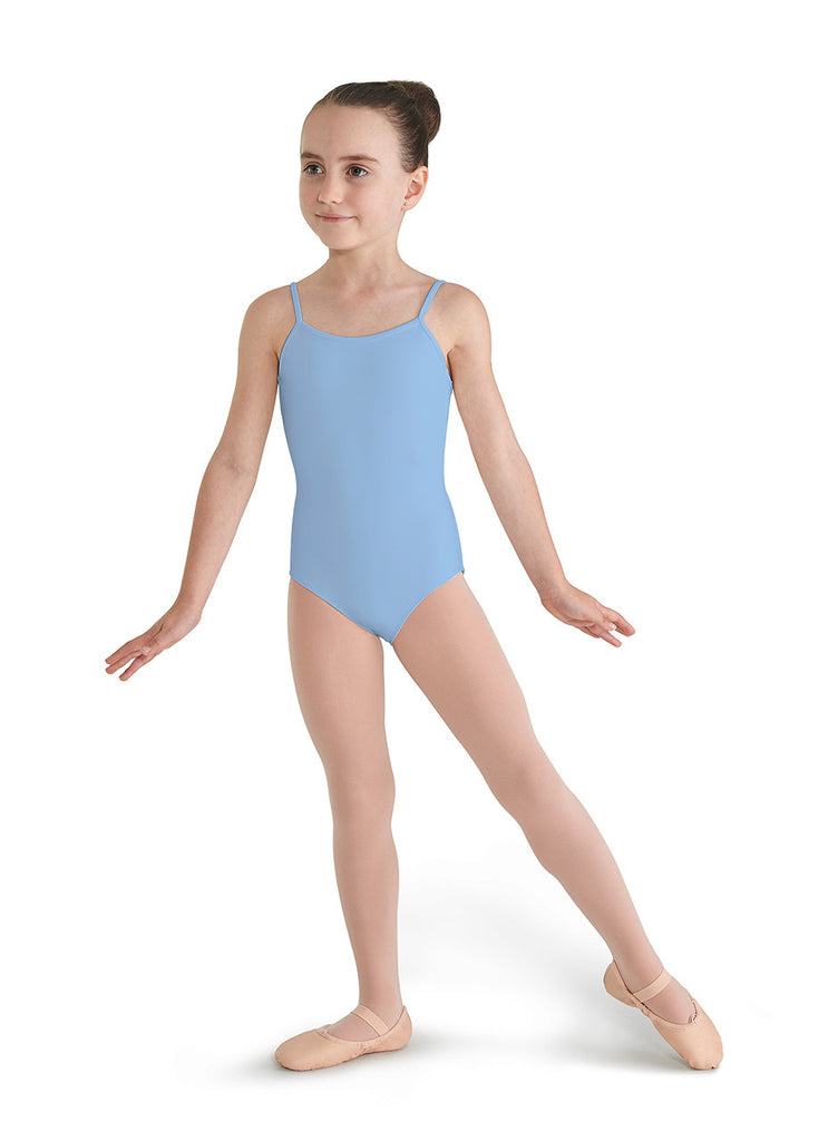 Bow Back Cami Leotard - Dancer's Wardrobe