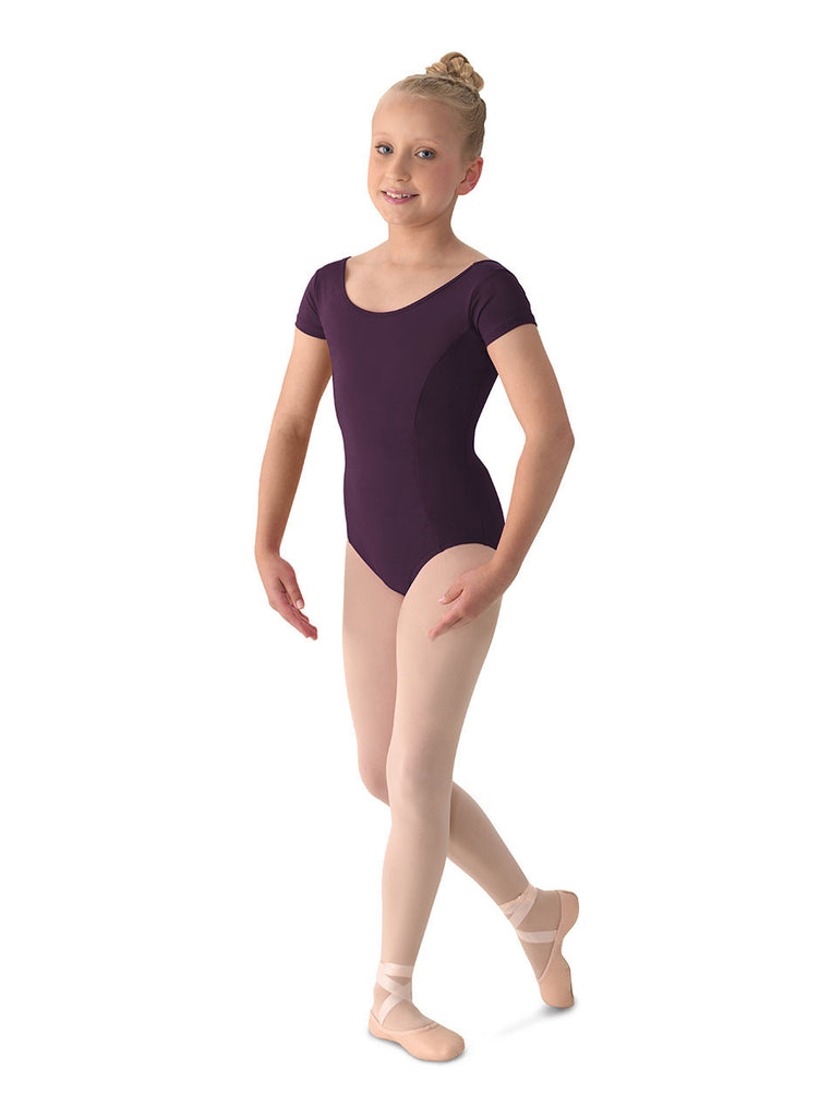 Child Cap Sleeve Leotard M515CD - Dancer's Wardrobe
