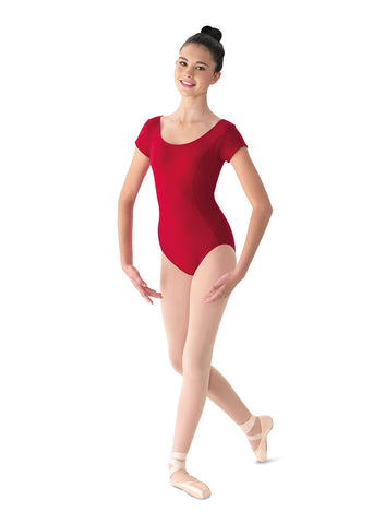Cap Sleeve Leotard m515ld - Dancer's Wardrobe
