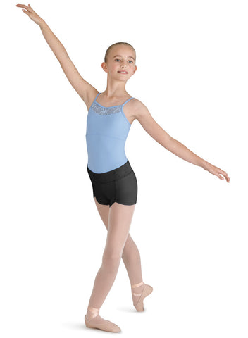 Child Cord Mesh Shorts - Dancer's Wardrobe