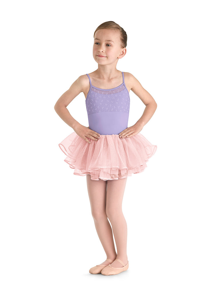 Posie Tutu (Child) (Pink) - Dancer's Wardrobe