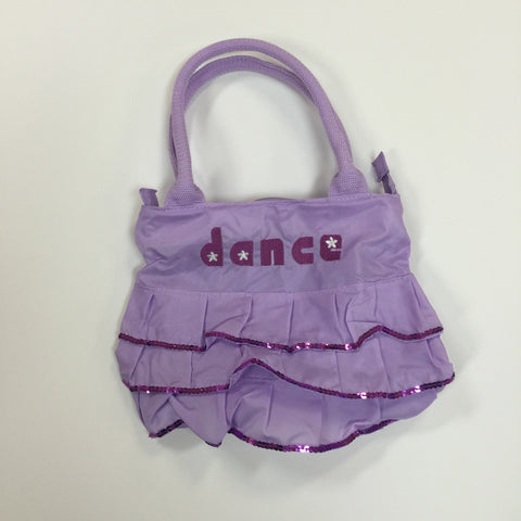 Ruffle Dance Bag - Dancer's Wardrobe