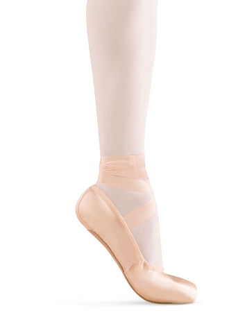 Tensus Demi Pointe Shoe s0155l - Dancer's Wardrobe