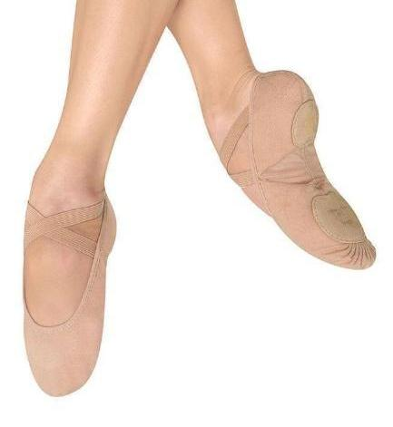 Pro Arch Canvas Ballet Shoe - Dancer's Wardrobe