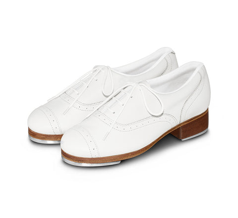Jason Samuel Smith Tap Shoe S0313L (White) (Ladies) - Dancer's Wardrobe