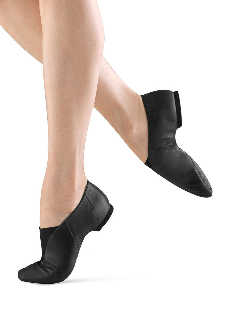 Adult Super Jazz Shoe (Black) S0401L - Dancer's Wardrobe