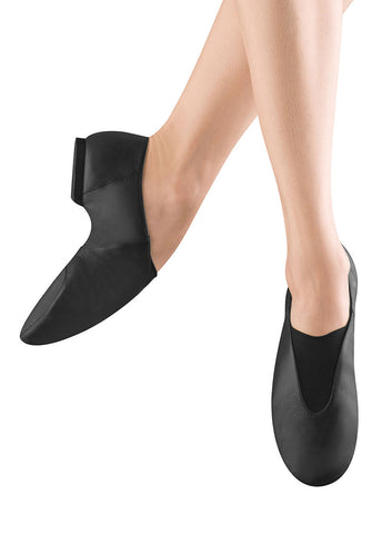 Child Super Jazz Shoe (Black) - Dancer's Wardrobe