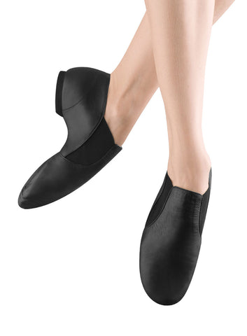Elastabootie Jazz Shoe (Black) S0499L - Dancer's Wardrobe