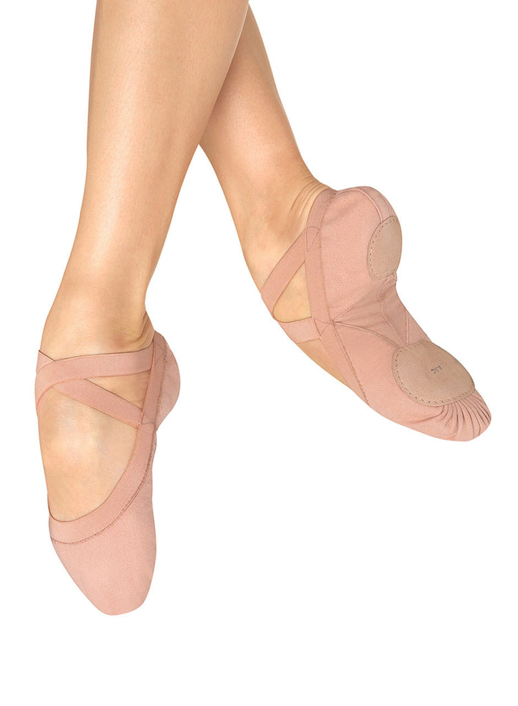 Child Pro Elastic Ballet Shoe S0621G - Dancer's Wardrobe