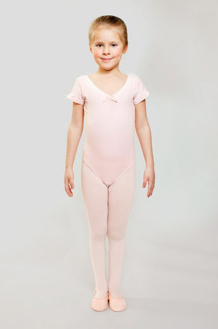 Sweet Bows Child Leotard - Dancer's Wardrobe