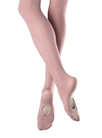 Child Adaptatoe (Transition) Tights - Dancer's Wardrobe