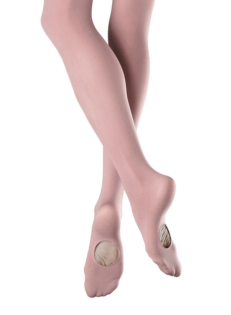 Adult Adaptatoe Tights (Ballet Pink) - Dancer's Wardrobe