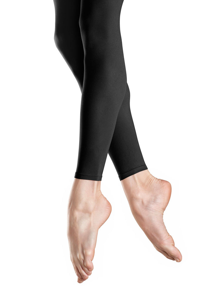 Child Footless Bloch Tights - Dancer's Wardrobe