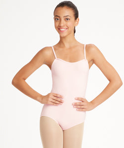 Adult Camisole Leotard TB49 - Black XL, White XS, Ballet Pink Medium