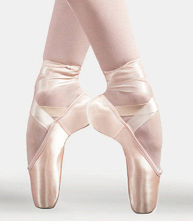 Airess Pointe Shoe Tapered Toe (Flexi-firm) 1133 - Dancer's Wardrobe