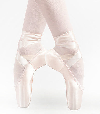 Airess Pointe Shoe Broad Toe (Flexi-firm) 1130 - Dancer's Wardrobe