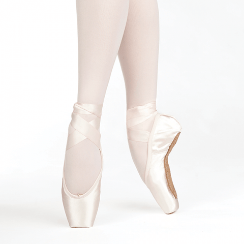Russian Pointe Almaz Drawstring Vamp 2 - Dancer's Wardrobe