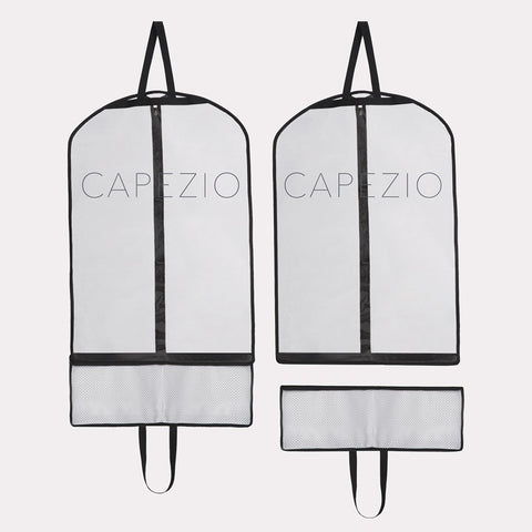Crystal Clear Garment Bag B138 - Dancer's Wardrobe