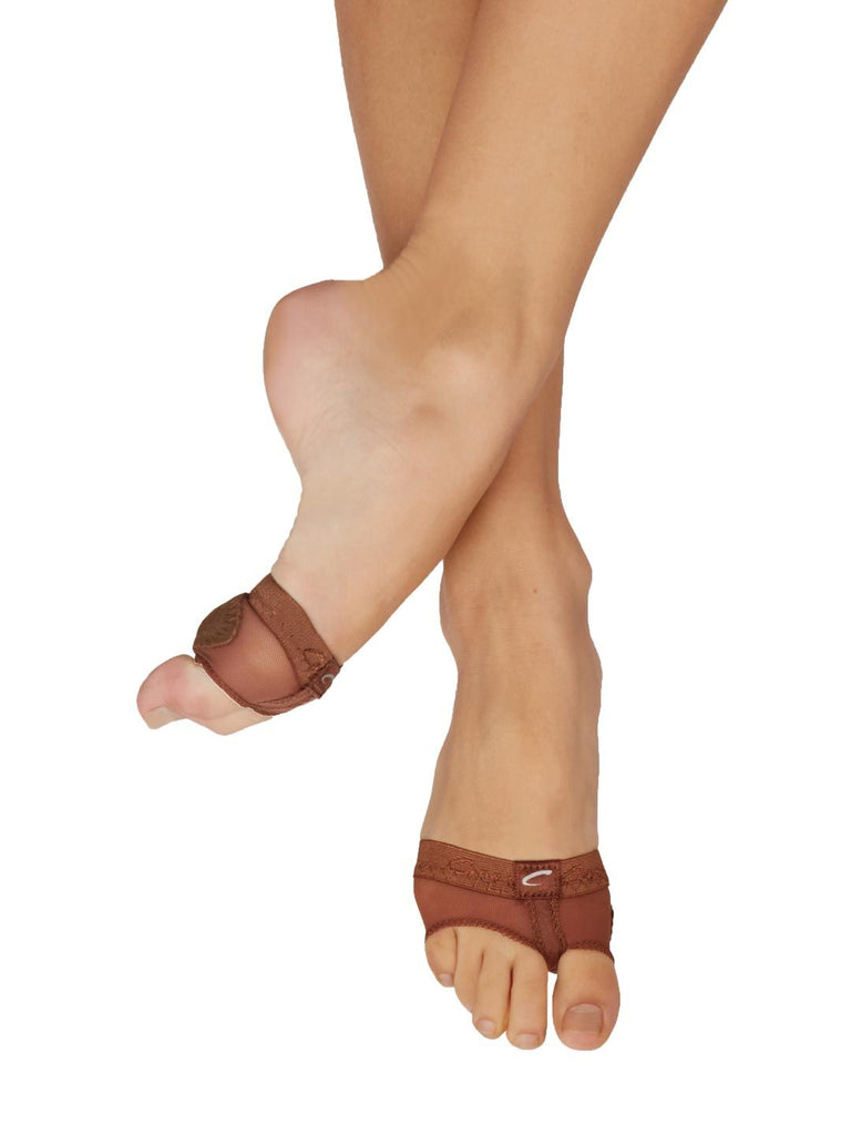 Capezio Footundeez (Adult & Child) H07 - Nude, Espresso, Light Suntan