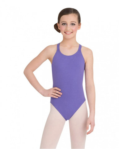 Double Strap Cami Leotard by Capezio - Dancer's Wardrobe