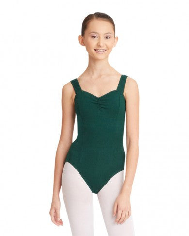 Princess Tank Leotard (Black) CC202 - Dancer's Wardrobe