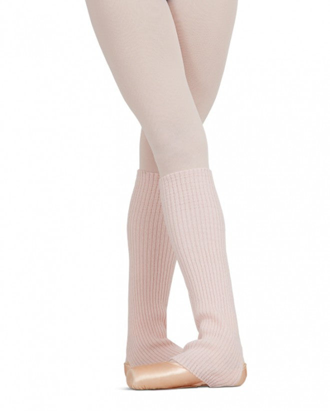 "18"" Stirrup Legwarmer (Pink) CS104 - Dancer's Wardrobe"