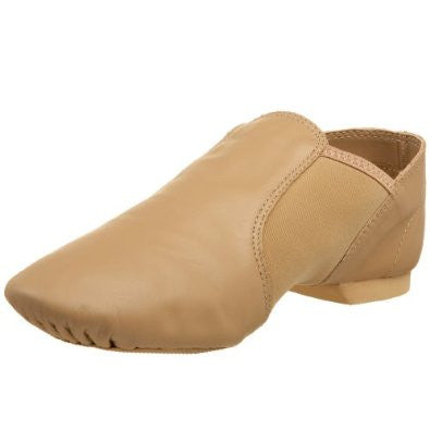Adult E-series Jazz Shoe EJ2 (Caramel) - Dancer's Wardrobe