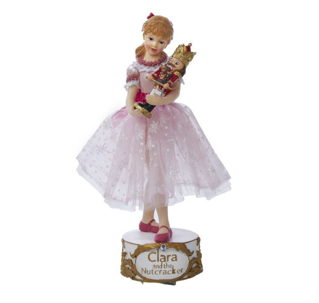 "10"" Musical Clara F0290 - Dancer's Wardrobe"