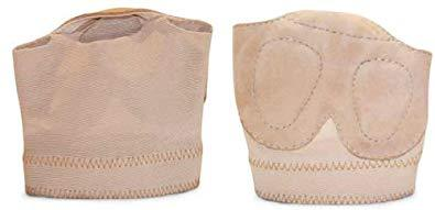 Bloch Foot Wrap - Nude, Adult XS/S (fits kids 11-2)