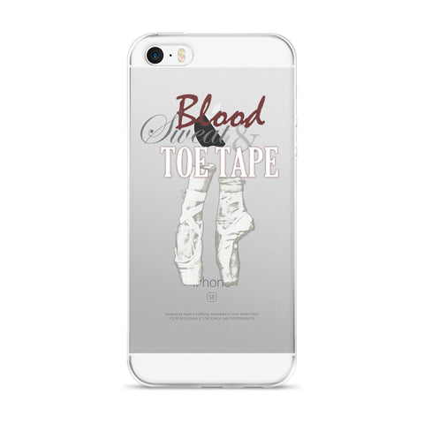 iPhone case - Dancer's Wardrobe