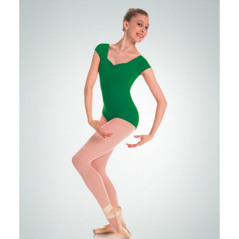 Cap Sleeve Leotard P450 - Dancer's Wardrobe