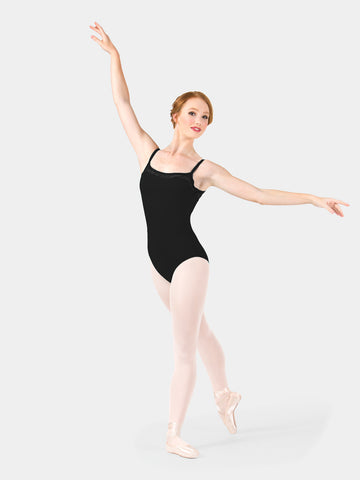 """Julie"" Camisole Leotard RDE-1598 - Dancer's Wardrobe"