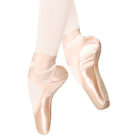 Suffolk Solo Prequel Pointe Shoe Standard Shank - Dancer's Wardrobe