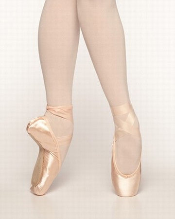 Spotlight Pointe Shoe Standard Shank - Dancer's Wardrobe