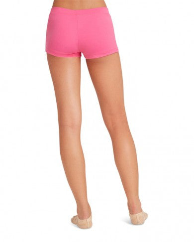 Adult Boy Cut Low Rise Short (Hot Pink) tb113 - Dancer's Wardrobe
