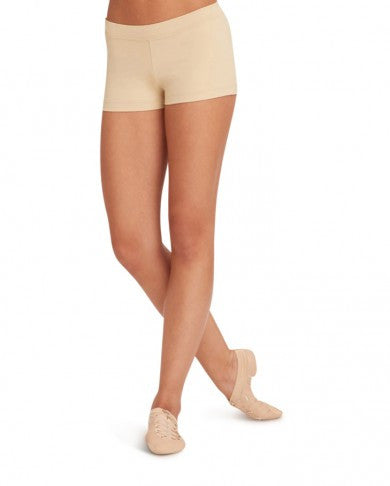 Adult Boy Cut Low Rise Short (Nude) tb113 - Dancer's Wardrobe