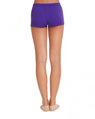 Adult Boy Cut Low Rise Short (Purple) tb113 - Dancer's Wardrobe