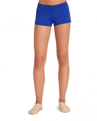 Adult Boy Cut Low Rise Short (Royal) tb113 - Dancer's Wardrobe