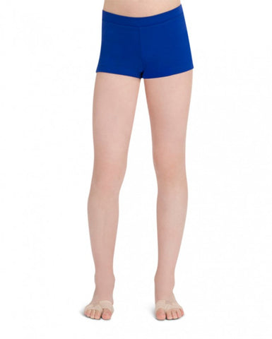Child Boycut Shorts (Royal) tb113c - Dancer's Wardrobe