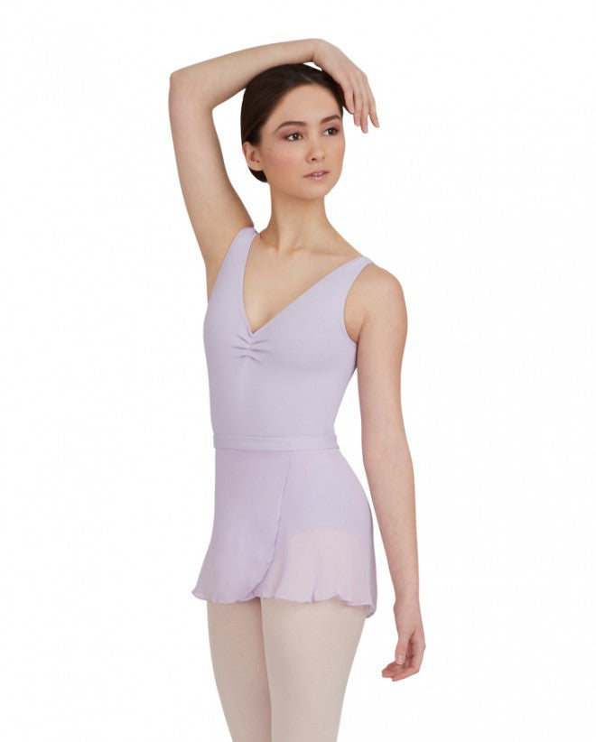 Wrap Skirt (Lavender) - Dancer's Wardrobe