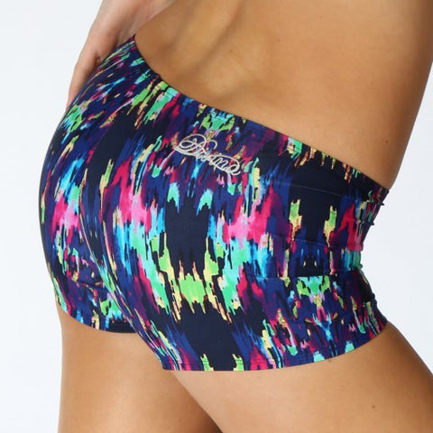Child Hip Bootie Shorts Y001 - Dancer's Wardrobe