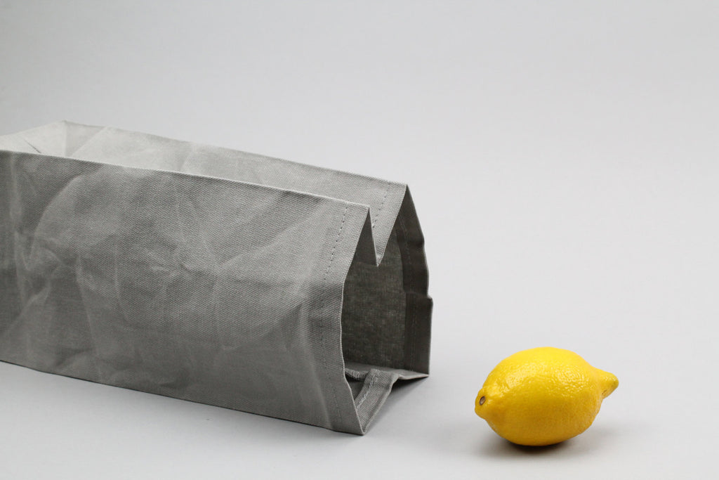 The Brown Bag - Grey