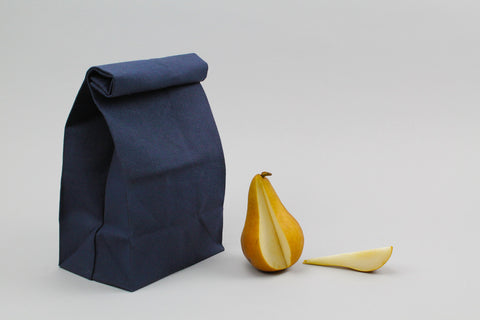 The Brown Bag - Navy