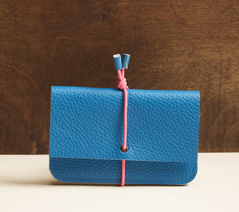 Bungee Wallet - Teal