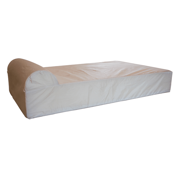 Waterproof Internal Liner Designer Bed Covers in Chocolate, Sage or Gray Bullybeds.com
